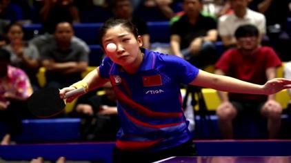 泰国赛:许锐锋夺得首个公开赛男单冠军 刘诗雯夺冠世界排名第十