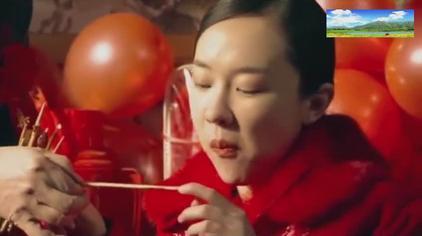 当年霍思燕不愿嫁给杜江,结婚当天狂吃羊肉串!看起来让人好心疼