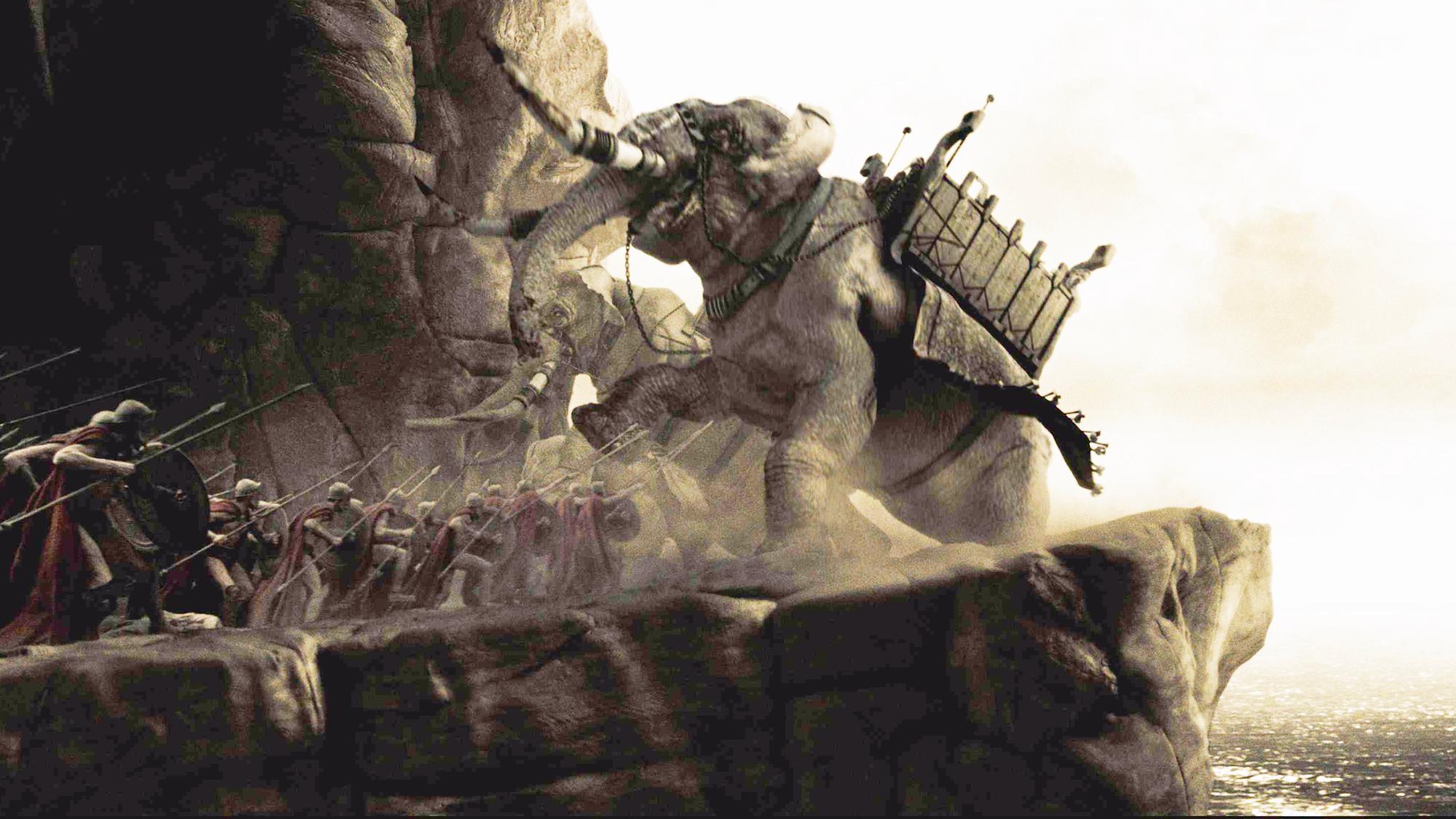 史上最惨烈、实力最悬殊的战争,300人对战50万大军!