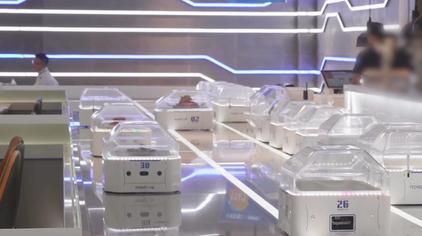 马云无人餐厅火了,点菜上菜全程机器人,最快10分钟就能吃上饭