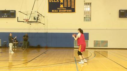 逐梦WNBA的中国女篮国手韩旭