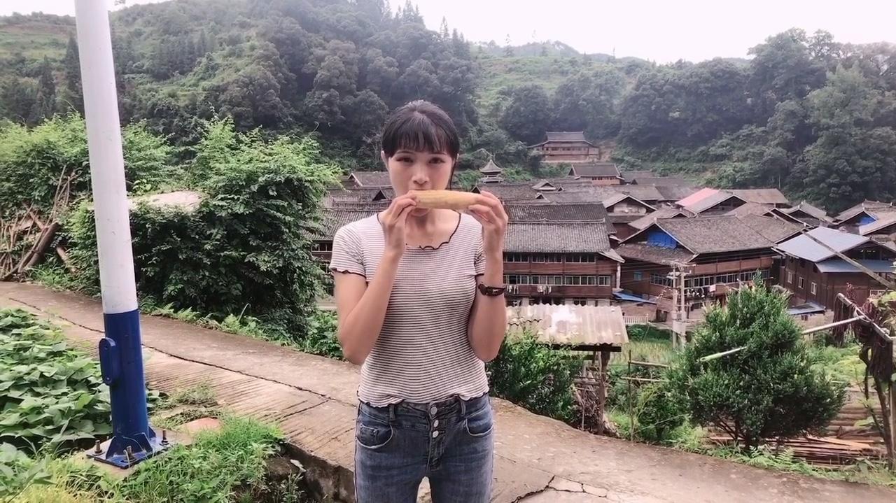 农村最穷吃播,请你们吃。