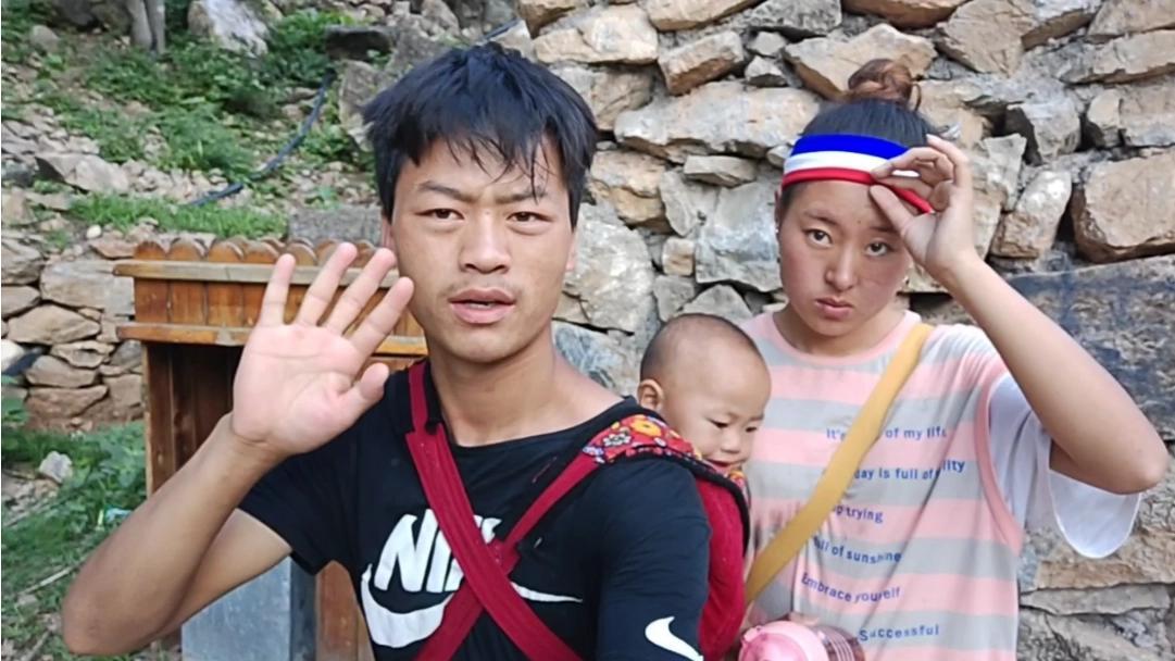 三分钟了解,外县嫁到悬崖村姑娘的故事