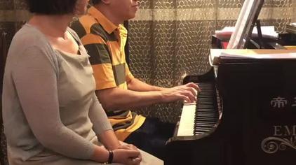 这个视频送给这个说我们假弹,琴键都按不下去的陌生人,您真是..