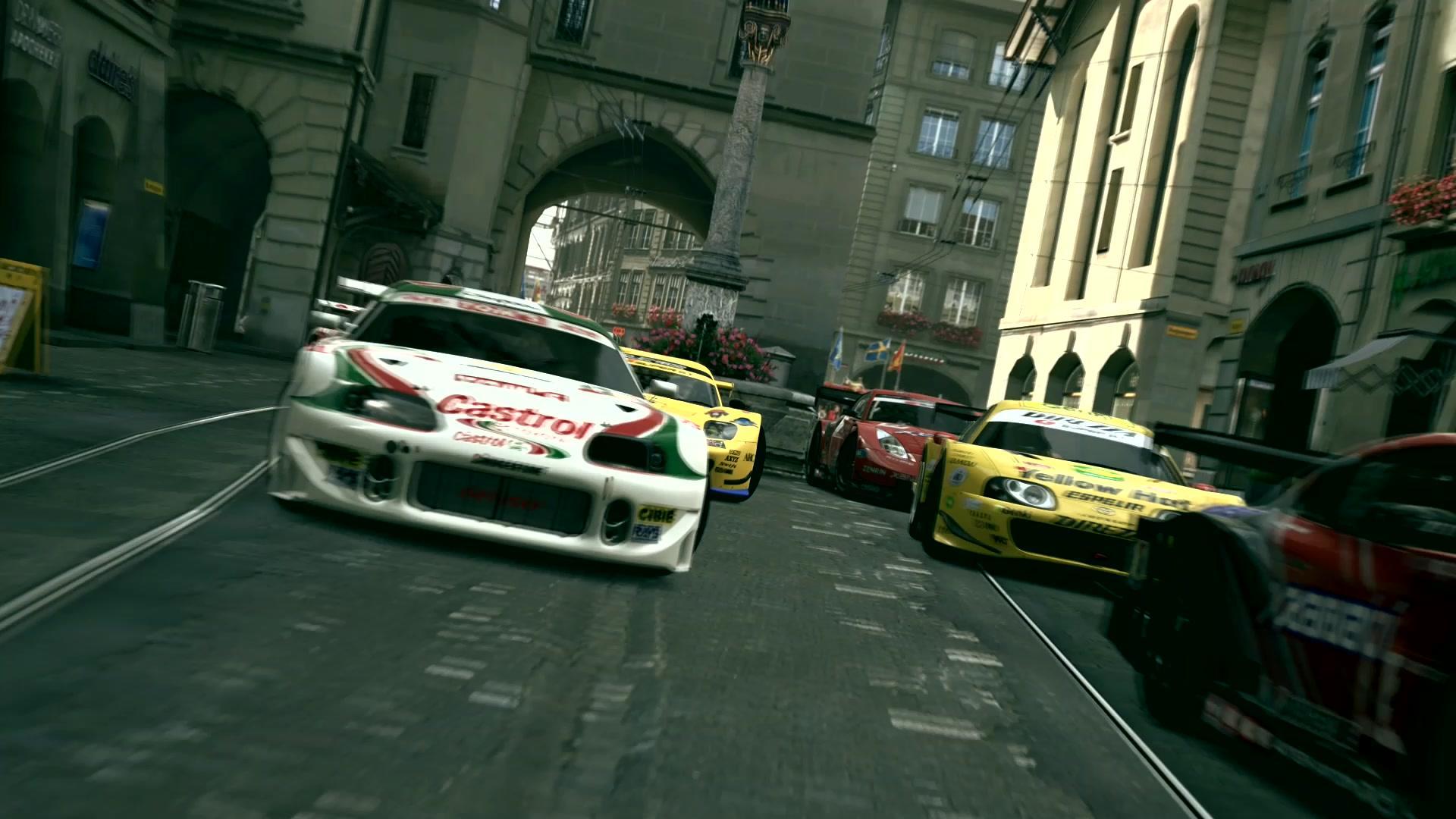 当年GT赛车的宣传视频也就PS4能做到了,那么PS5会做到如何