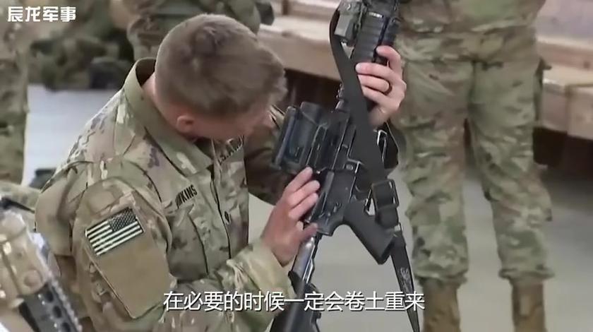 俄罗斯喜获大批战利品,仔细一看都是高级货,美军成了物流公司