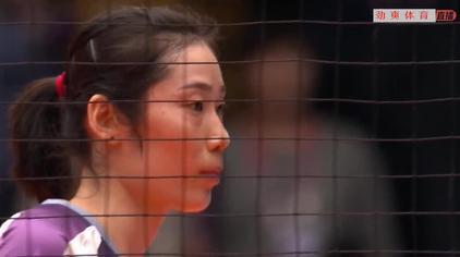 直播回放:女排总决赛 朱婷盈莹上双 天津女排3-0横扫上海占得先机