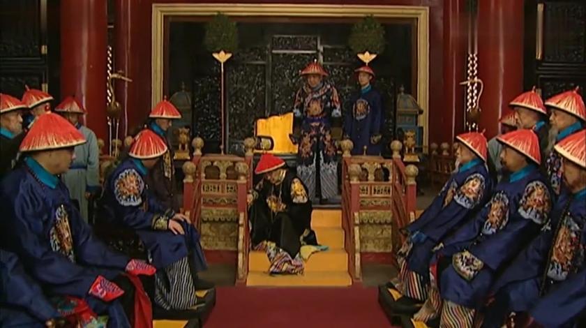 雍正王朝:隆科多带兵逼宫,不但威逼雍正还教训雍正,不知死活!