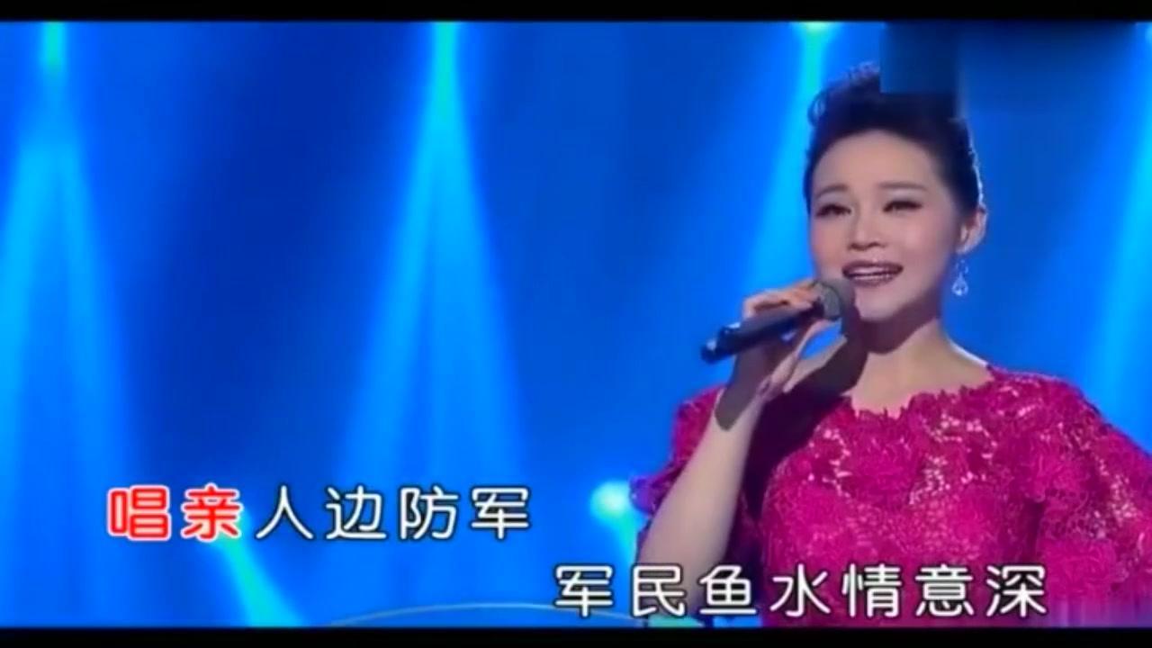 《小白杨+边疆的泉水清又纯+新货郎+再唱山歌给党听》