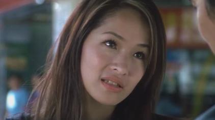 无间道1:最扎心片段,梁朝伟偶遇前女友,很多人没有看懂这一幕