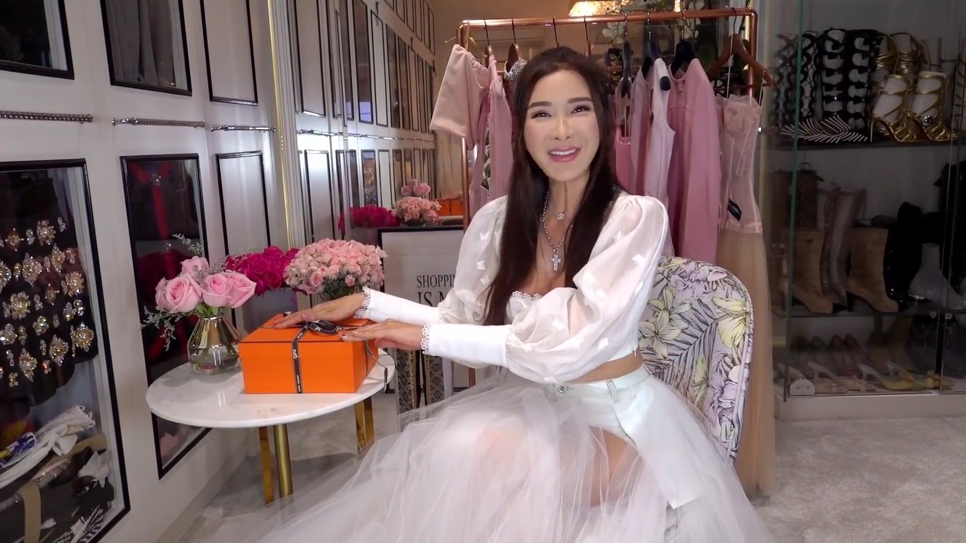 【Jamie Chua】爱马仕女王来开箱!超稀有迷你凯莉包